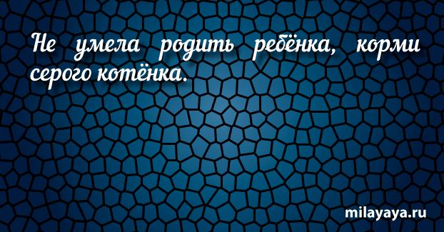 Короткая пословица для женщин в картинках (картинка 53)