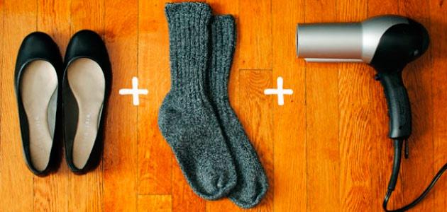 Купила узкие туфли? Мы знаем как сделать их удобными!