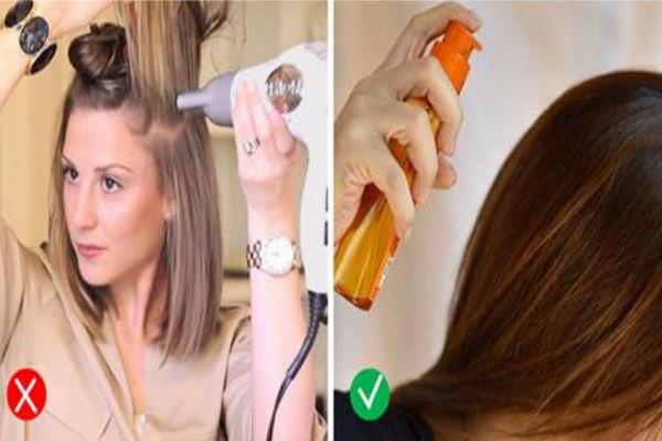 12 советов по уходу за волосами