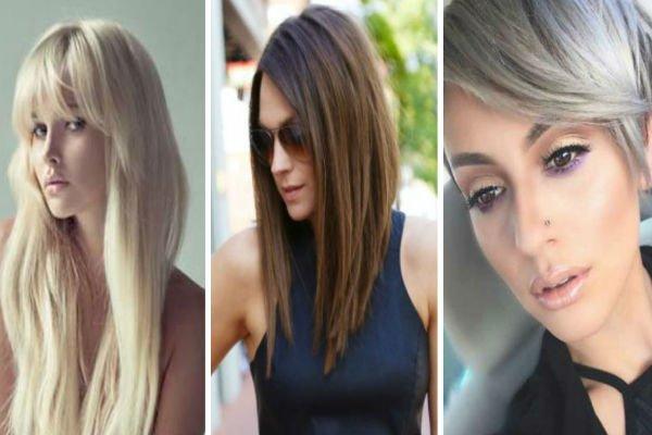 16 самых модных причесок 2017 года для волос разной длины