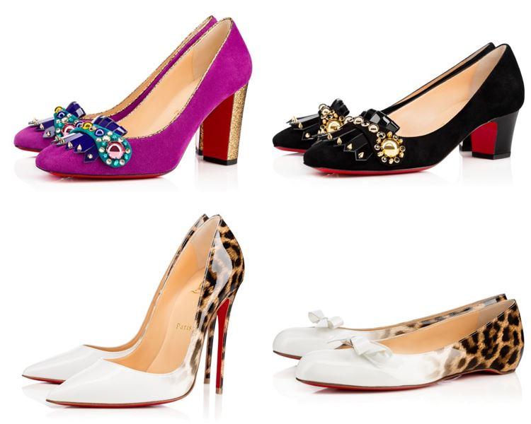 Christian Louboutin для вдохновения: коллекция обуви весна-лето 2017
