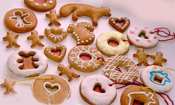 Вкусное имбирное печенье в домашних условиях
