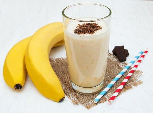 Меню разгрузочного дня на бананах с молоком, кефиром. Женский журнал