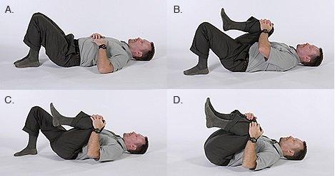 Эффективная зарядка для спины, позвоночника: упражнения. Женский журнал
