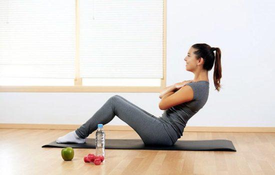 Упражнения на пресс для женщин: как быстро подтянуть живот. Простые и эффективные упражнения на пресс для женщин: планка, вакуум и другие