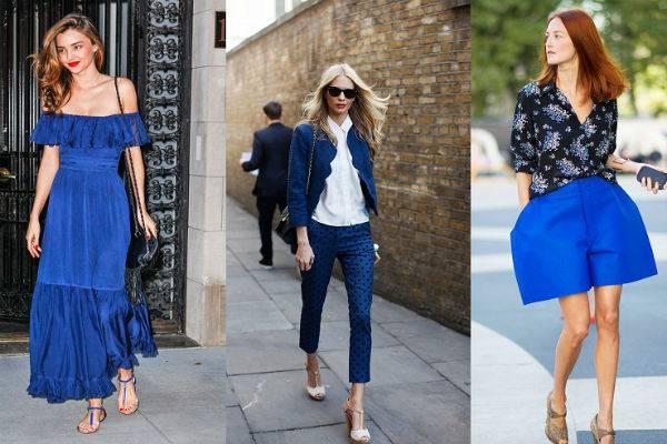 Модные цвета сезона: как и с чем их носить?