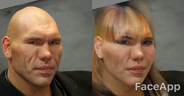 Вот как выглядели бы знаменитые мужчины, будь они женщинами. Это стоит увидеть!