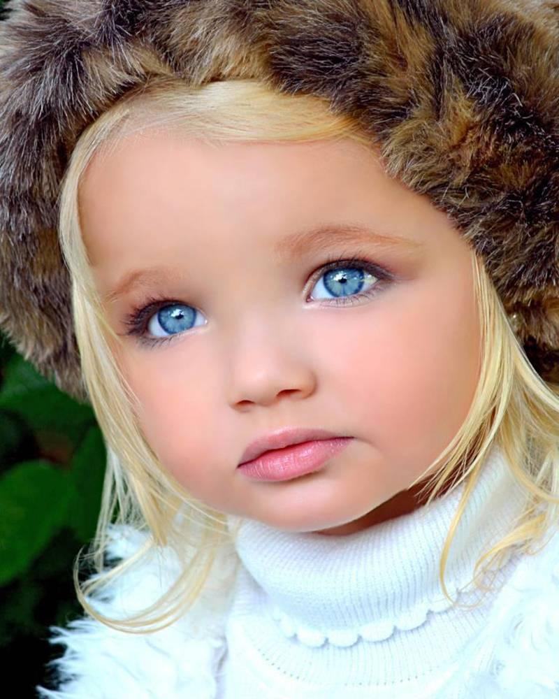 Вероятно, это 8 самых красивых детей на Земле! Ангельская красота!