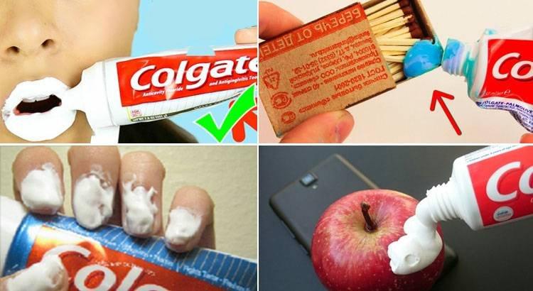 Подарок зубная паста в стихах 38
