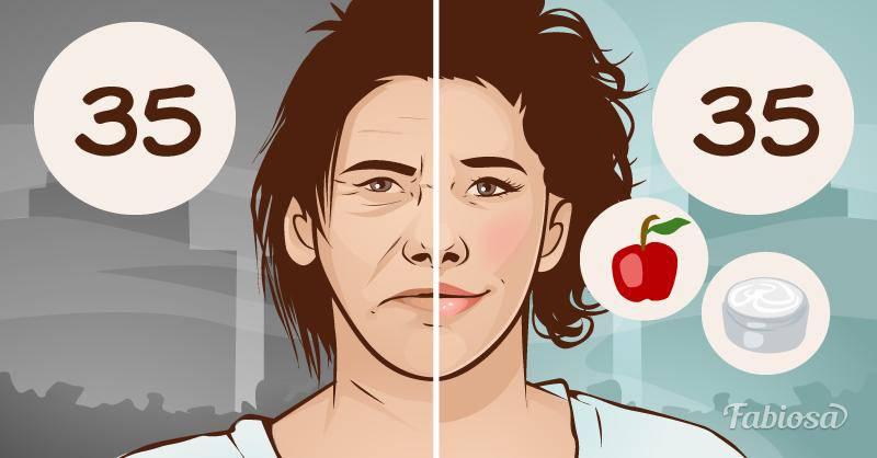 Ваша кожа стала другой после 35? Эти 5 советов помогут справиться с возрастными изменениями!