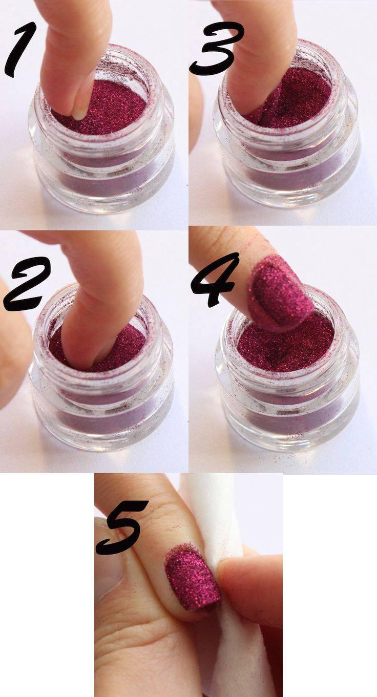 6 хитростей для маникюра, которые сделают ваши ноготки красивее