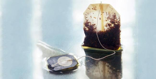 Приложите использованный чайный пакетик к десне. Об этом молчат стоматологи!