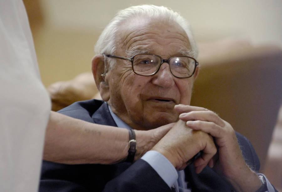 Этот мужчина спас 669 детей от неминуемой гибели в концлагерях и не говорил об этом никому 50 лет!