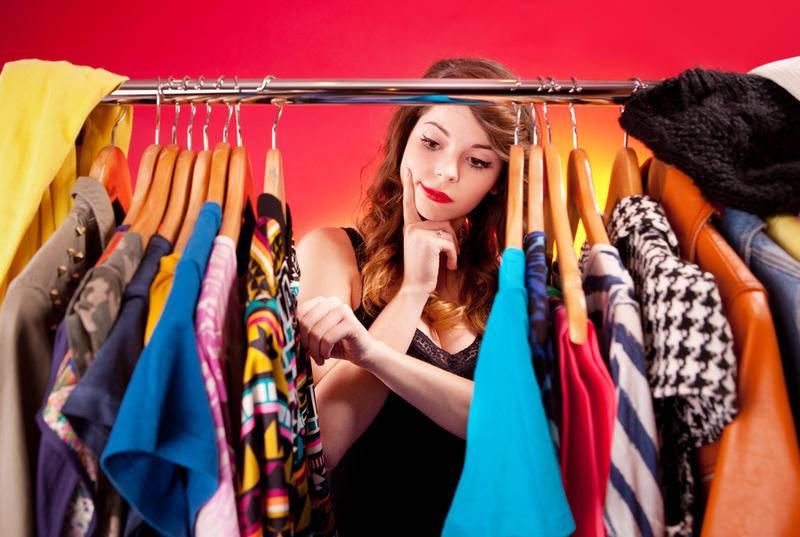 10 признаков того, что вам пора обновить свой гардероб