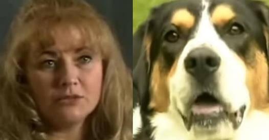Она была в ванной, когда собака подбежала и укусила ее за руку. То, что женщина обнаружила потом, – настоящий ад