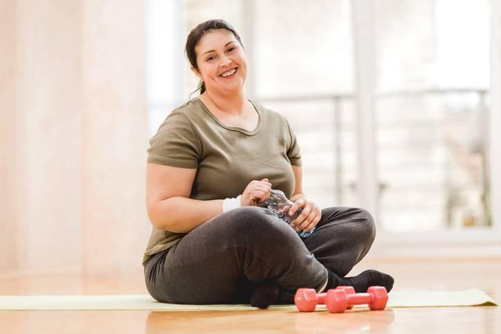 Тело в дело: как пойти в спортзал, если вы стесняетесь своих пышных форм