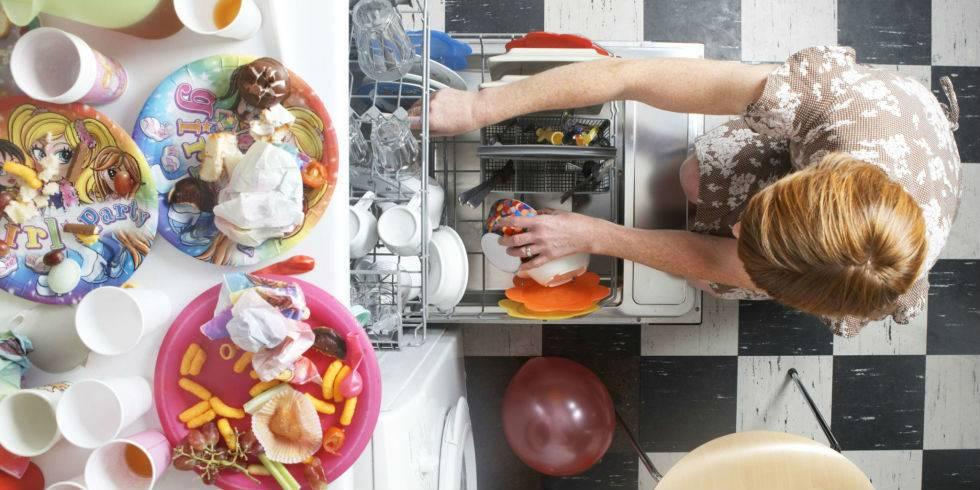Метод -20 на 10-– как не умереть при уборке дома