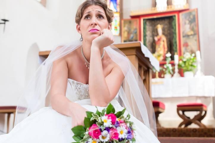 Почему невест бросают перед свадьбой: 6 правдивых историй