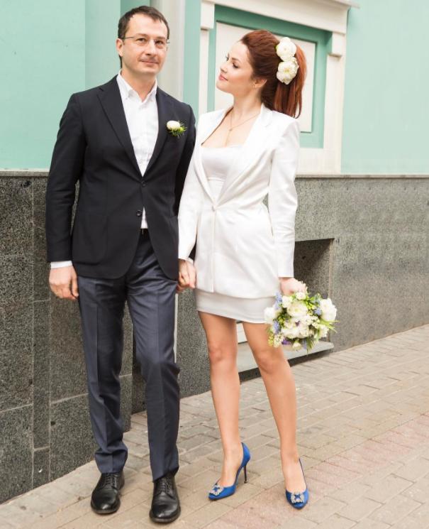 Два брака и пять свадеб Екатерины Вуличенко