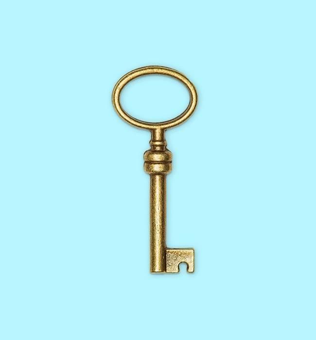 Выберите ключ, имырасскажем отайне вашего подсознания