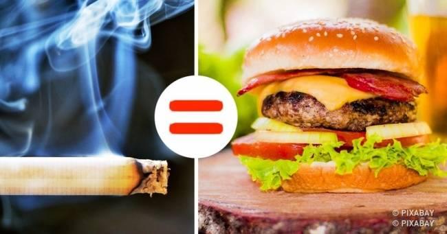 6повседневных привычек, которые опасны неменьше курения