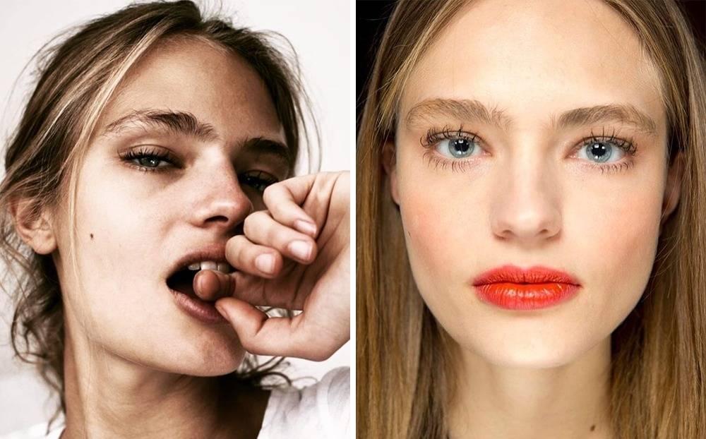 Эти 10моделей доказали, что харизма важнее идеальной внешности