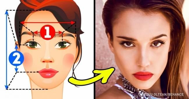 2черты лица, которыми обладают самые красивые женщины вмире