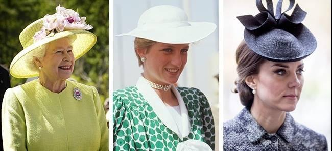 Почему королевские особы носят похожие вещи ивыглядят при этом превосходно