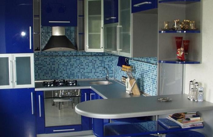 Жизнь в рукавичке: 5 лучших идей дизайна для кухни площадью 7 кв.м