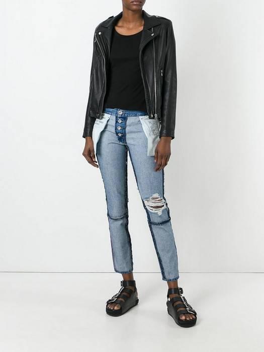 Шиворот-навыворот: носить одежду наизнанку теперь модно