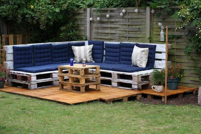 20 оригинальных примеров садовой мебели, которая идеально подойдет для любого загородного участка