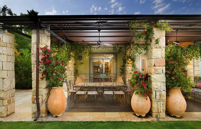 20 восхитительных кашпо, которые подчеркнут все великолепие и гармоничность садового участка