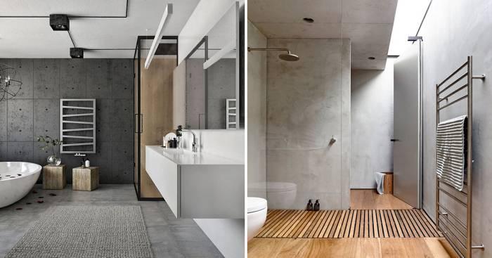 20 потрясающих интерьеров ванных комнат, которые поражают своим дизайном и оригинальностью