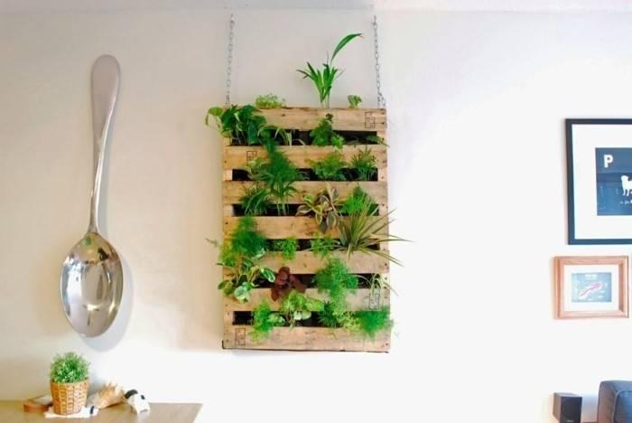 7 оригинальных идей, как сделать мини-цветник прямо в помещении