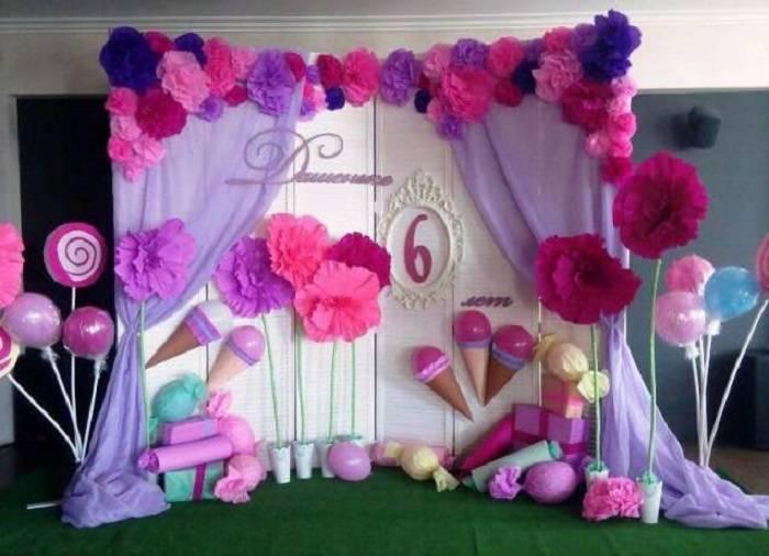 Только раз в году: как украсить комнату в детский день рождения