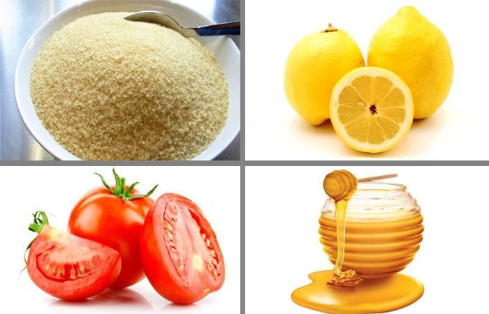 Маска из лимона и помидора, которая преобразит ваши ручки!