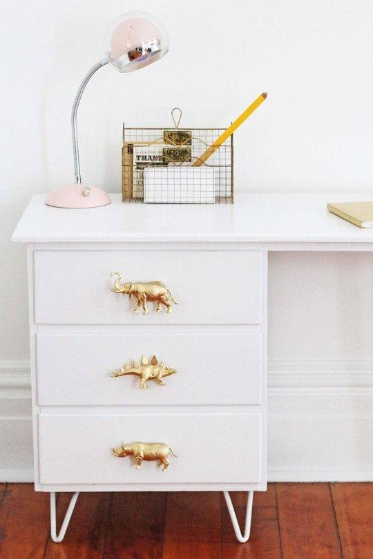 15 примеров переделки мебели, после которых хочется взять в руки инструменты