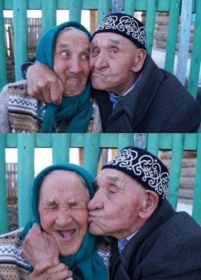 23 фотографии, доказывающие, что наши бабушки и дедушки самые крутые на свете