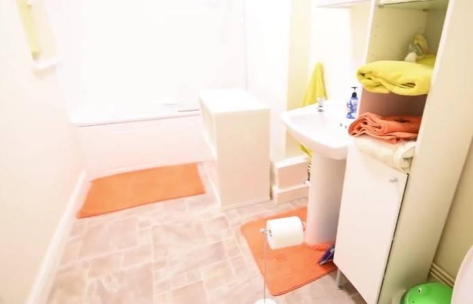 Она купила заброшенный дом за $1,25 и переделала его. Загляните внутрь!