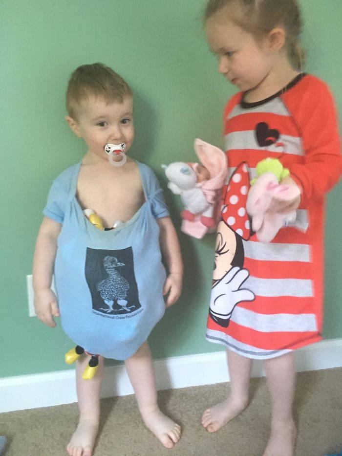 """""""Когда меня спрашивают, каково это – иметь троих детей, я показываю эти снимки"""""""