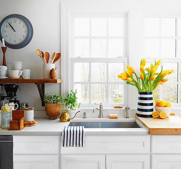 Кухня в порядке. 10 простых способов победить бардак