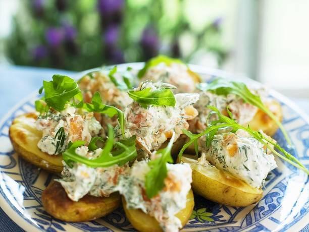 5 идей — как вкусно приготовить и подать молодой картофель