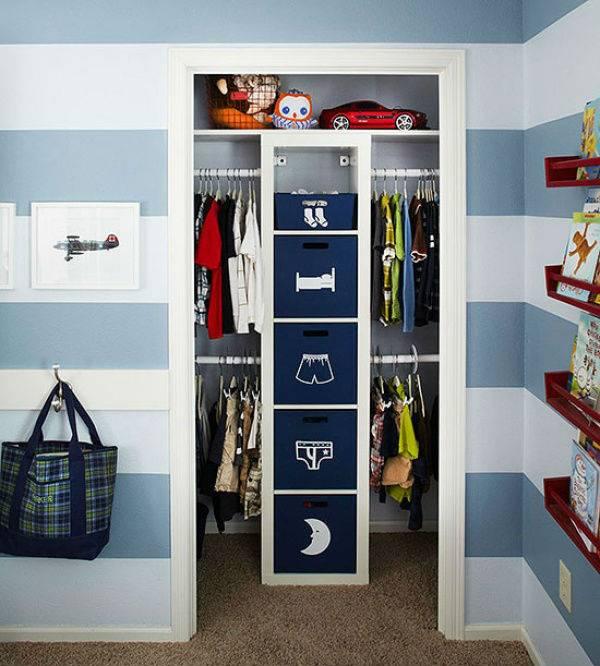 21 гениальная идея для хранения вашего гардероба