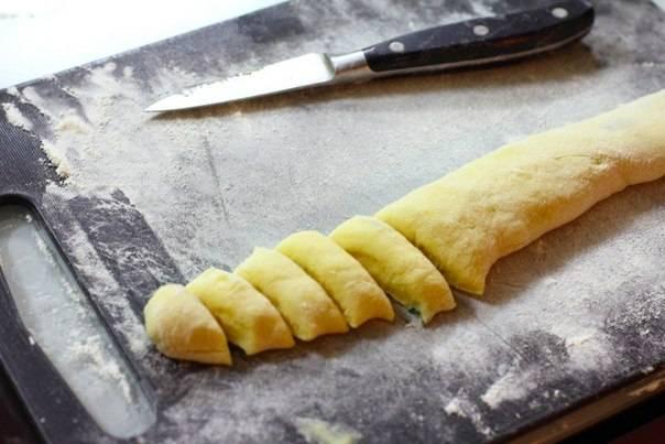 Картофельные клецки с травамиВремя приготовления: 40 минут.Количество&8230;