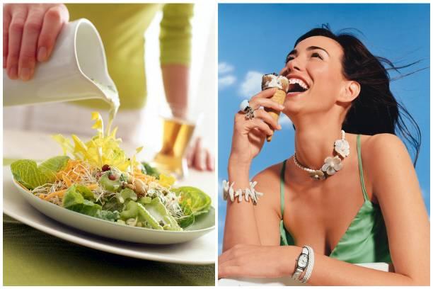 Летняя диета. Что есть, чтобы не набрать вес?