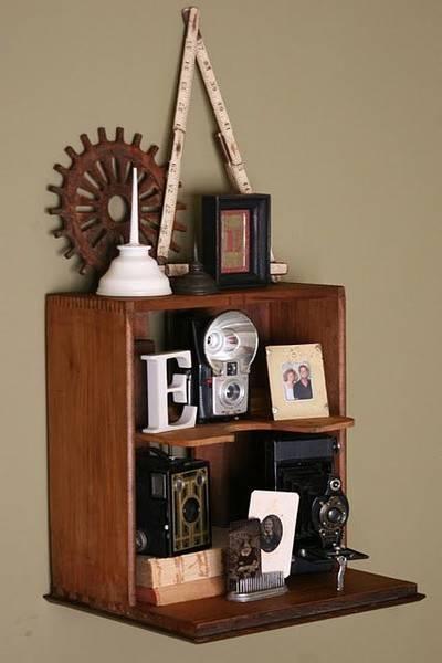 15 идей для второй жизни старых мебельных ящиков