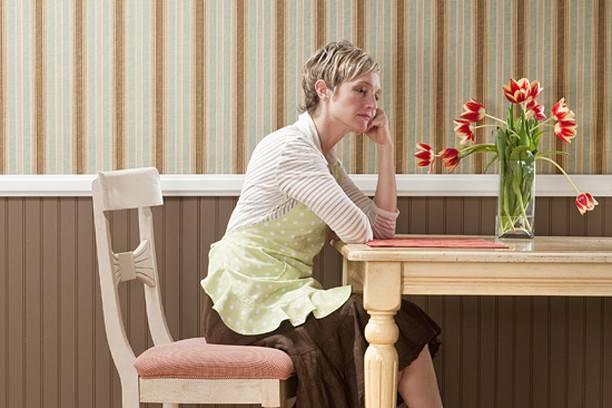 Проблема взрослой женщины: кризис -пустого гнезда-