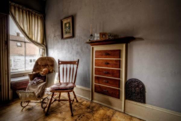 Старинный особняк продается за копейки, но никто не решается купить его. И вот в чем причина