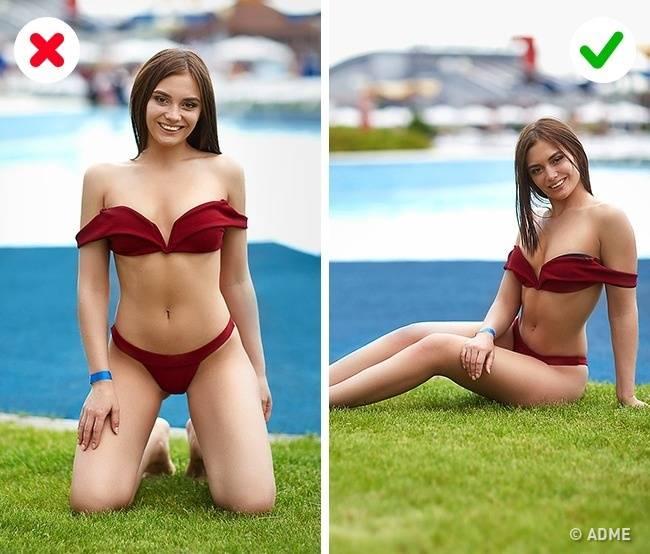 12ошибок, из-за которых мынеполучаемся напляжных фото