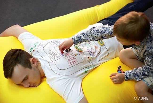 12трюков, которые сделают жизнь родителей чуть проще